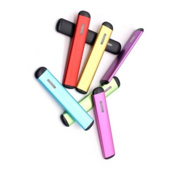 Hot Selling Disposable E-cig 1800mAh 9ml 2000 puffs