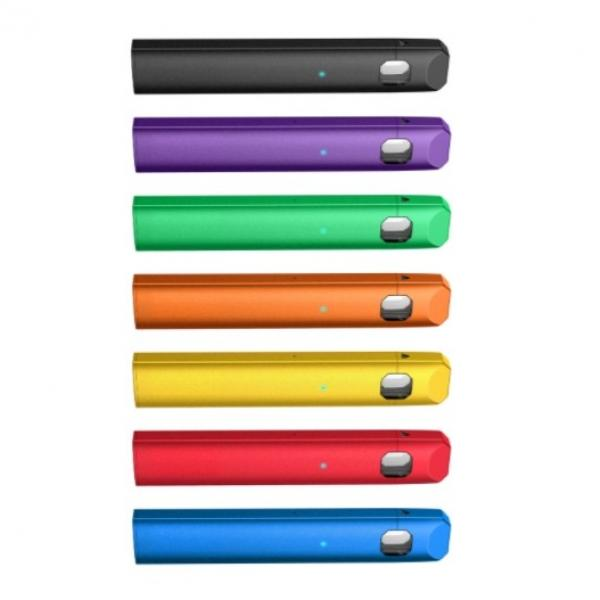 Mini Portable 450mAh Cartridge Buttonless Disposable Cbd Vape Pen